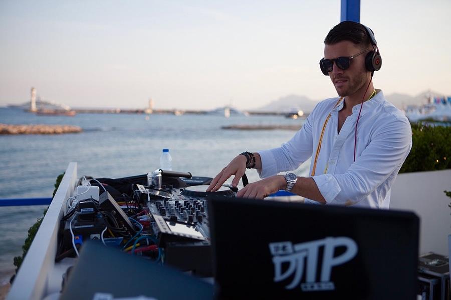 DJ TP, TP, Tony Perry, Celebrity DJ, Press Photos, Media Gallery